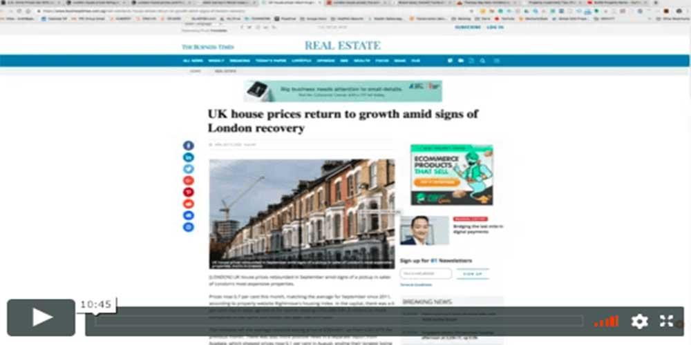 UK Property News