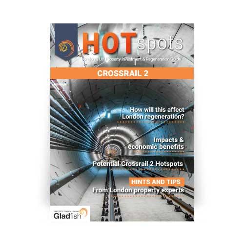 Crossrail 2 Hotspots Magazine