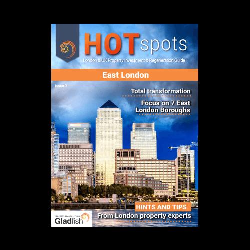 East London Hotspots Magazine